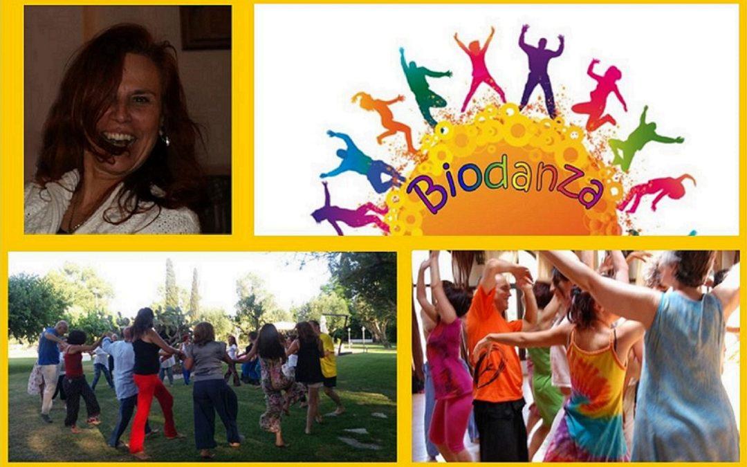 Serata di Biodanza: Nuovo inizio e nuovi incontri!