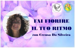 FAI FIORIRE IL TUO RITMO con Creusa Da Silveira @ Tremestieri Etneo (CT)