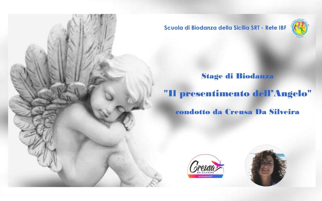 """Stage di Biodanza """"Il presentimento dell'Angelo"""""""