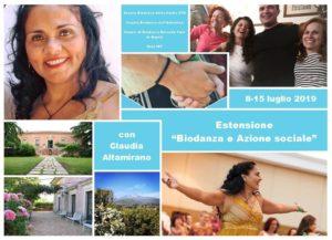 """Estensione """"BIODANZA E AZIONE SOCIALE"""" @ Villa Di Bella"""